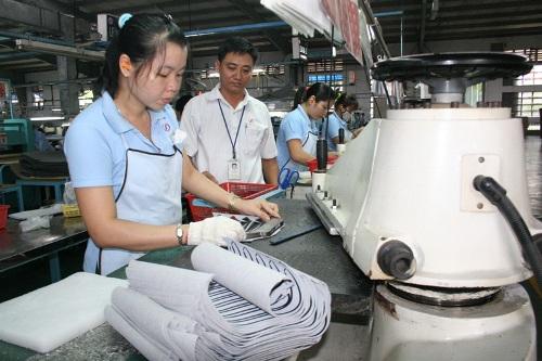 Sản xuất tại Công ty SMHO (TP HCM)