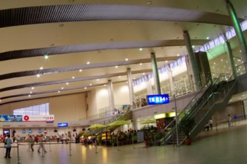 Nhà ga sân bay Cam Ranh. Ảnh minh họa