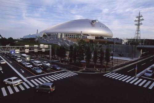 Sận Sapporo Dome