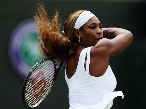 Serena chờ cơ hội đăng quang ở giải Mỹ mở rộng