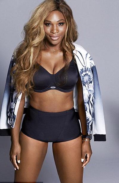 Serena - Mạnh mẽ và đầy cá tính