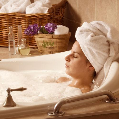Xà phòng có mùi và chấy tẩy nhiều có hại cho vùng kín phụ nữ