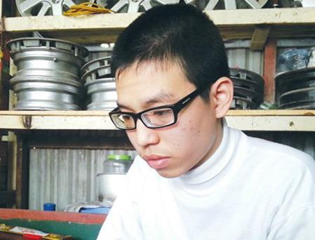 Học sinh Đỗ Hồng Sơn