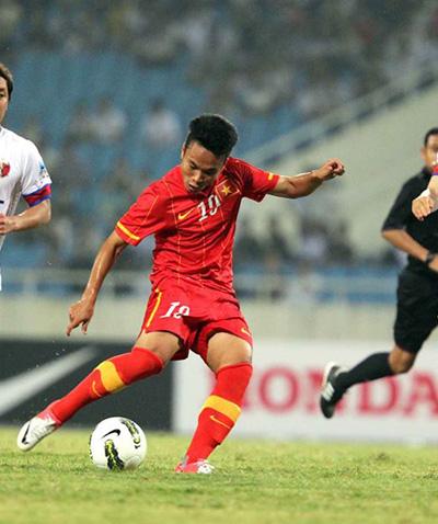 Phi Sơn, một trong những cầu thủ đã dạy cho bóng đá Iran một bài học nhớ đời