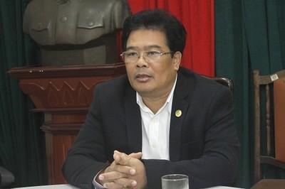 Ông Sơn Minh Thắng,
