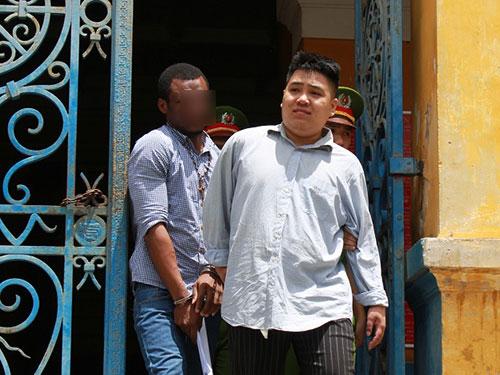 Bị cáo Nguyễn Quốc Tân
