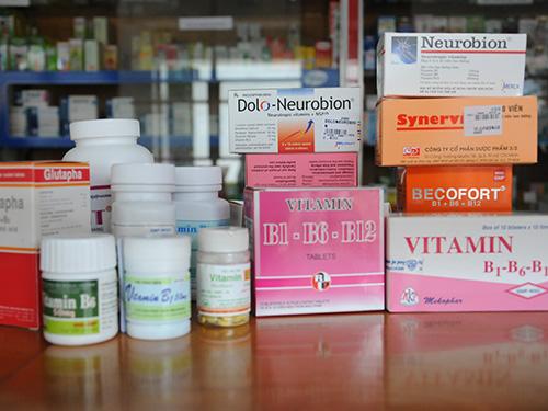Khi thừa vitamin B6 có thể dẫn tới viêm đa dây thần kinh, giảm trí nhớẢnh: Hồng ThúY