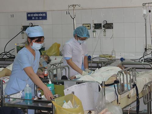 Chăm sóc bệnh nhân tại Khoa Hồi sức tích cực - Chống độc Bệnh viện Nhân dân Gia Định