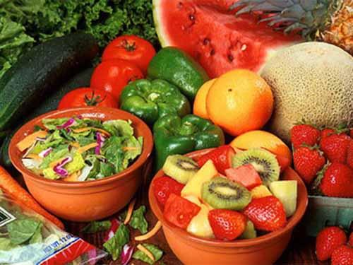 Dùng rau quả giàu carotenoid có thể kéo giảm một nửa nguy cơ bị khối u lành ở vúẢnh: Nutrex
