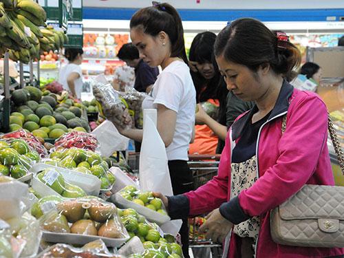 Rau cải và trái cây có tác dụng ổn định lượng testosteroneẢnh: Hồng Thúy