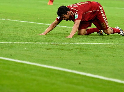 Costa có mùa World Cup không thành công cùng Tây Ban Nha