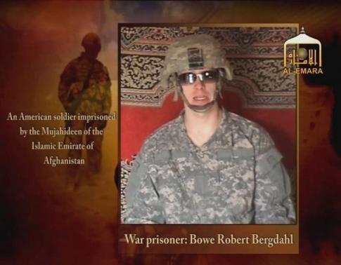 Trung sĩ Bowe Bergdahl. Ảnh: Reuters