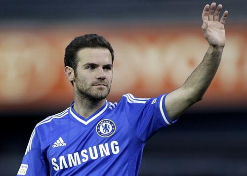Một thời là biểu tượng thành công ở Chelsea, đã đến lúc Mata nói lời tạm biệt
