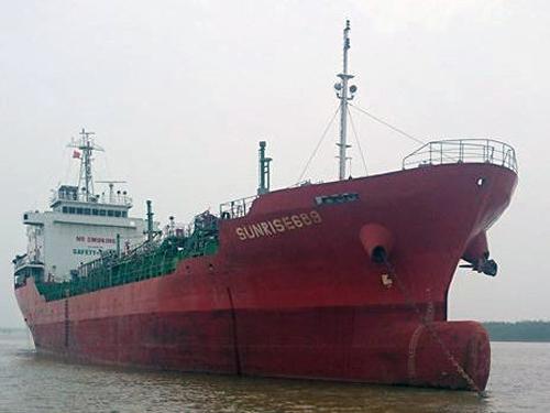 Theo Cơ quan điều tra, đủ cơ sở để xác định tàu Sunrise 689 bị cướp biển