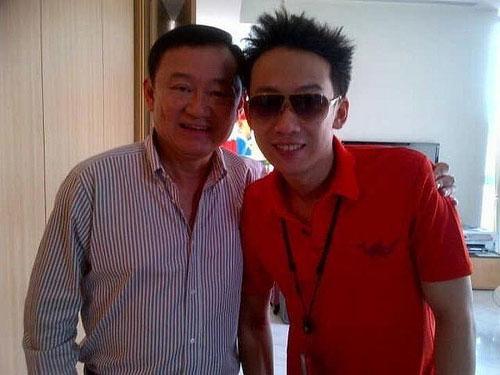 Cha con cựu Thủ tướng Thaksin Shinawatra Ảnh: COGITASIA.COM