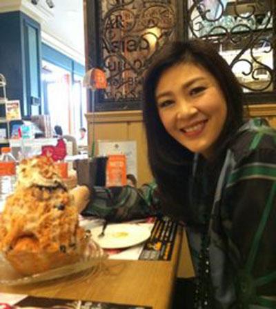 Cựu Thủ tướng Yingluck Shinawatra  Ảnh: Bangkok Post