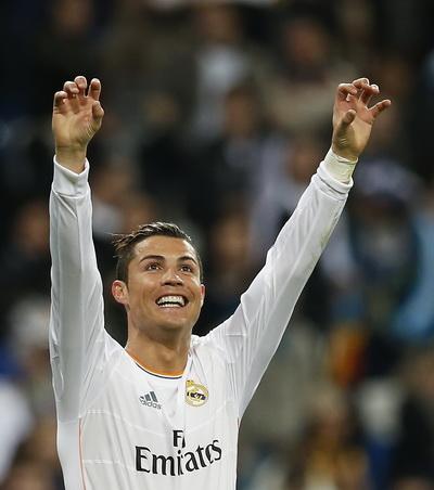 Ronaldo - Ứng viên danh hiệu Quả bóng vàng 2013