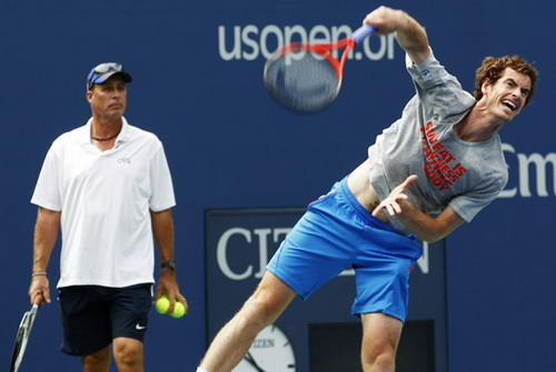 Công lao rất lớn của HLV Ivan Lendl đối với sự nghiệp của Andy Murray