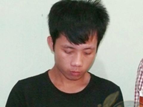 Lê Hữu Long là 1trong 2 thanh niên gây ra hoàng loạt vụ cướp chuyên nhằm vào phụ nữ