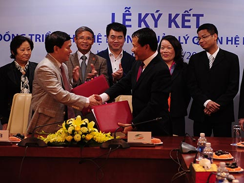 Tập đoàn Viettel ký kết hợp đồng triển khai hệ thống quản lý quan hệ khách hàng