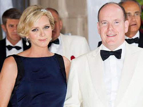 Niềm vui sắp làm cha mẹ của vợ chồng hoàng thân Albert II có chút băn khoăn về chuyện thừa kế ngai vàngẢnh: AP