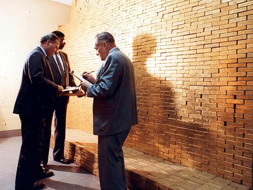 Vàng được cất giữ ở Ngân hàng Dự trữ Liên bang tại TP New YorkẢnh: Spiegel