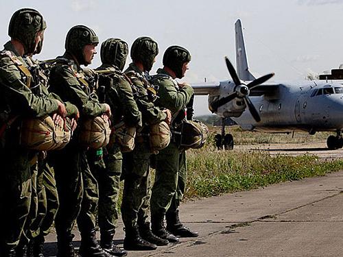 120 máy bay Nga đã tham gia cuộc tập trận Vostok-2014 vào tháng 9 vừa quaẢnh: RIA NOVOSTI