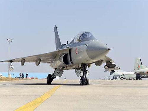 Máy bay chiến đấu Teja của Ấn Độ Ảnh: Defence.pk