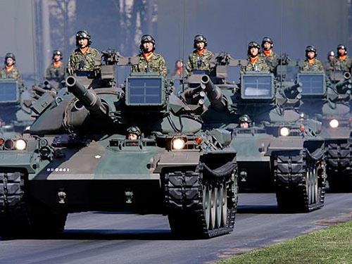 Chiến lược mới của Nhật cho phép các công ty trong nước xuất khẩu vũ khíẢnh: AP