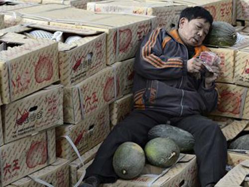 Trung Quốc vẫn là nước đang phát triển nếu tính theo GDP đầu người Ảnh: Reuters