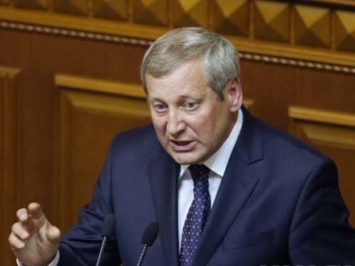 Tân phó thủ tướng Ukraine Valery Voshevsky Ảnh: UNIAN