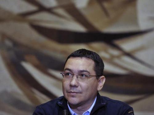 Thủ tướng Romania Victor Ponta Ảnh: Reuters
