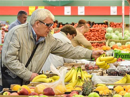 Nga có thể cấm nhập khẩu trái cây từ châu ÂuẢnh: AGREGATOR.PRO