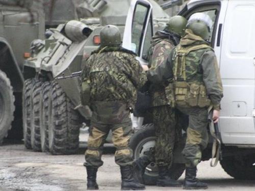 An ninh Nga tiến hành chiến dịch chống khủng bố ở StavropolẢnh: NAK