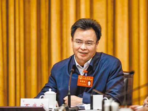 Ông Vạn Khánh Lương Ảnh: CNS