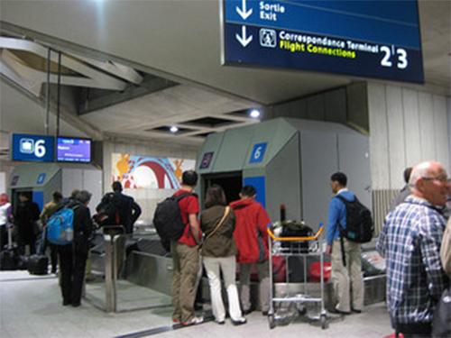 Sân bay Charles de Gaulle ở Paris - Pháp có chuyến bay trực tiếp đến MỹẢnh: FLICKRIVER