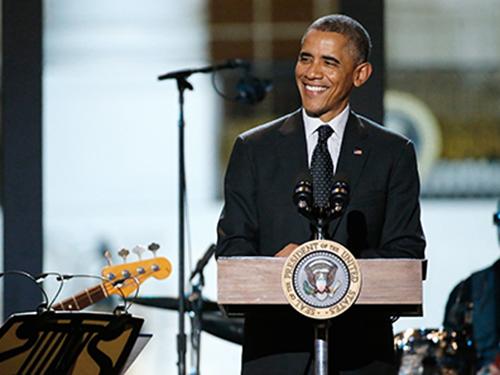 Tổng thống Mỹ Barack ObamaẢnh: Reuters