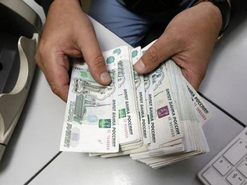 Đồng rúp của Nga được cho là đã hết bất ổn Ảnh: Reuters