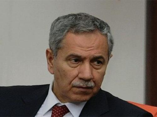 Phó Thủ tướng Thổ Nhĩ Kỳ Bulent Arinc  Ảnh: AP