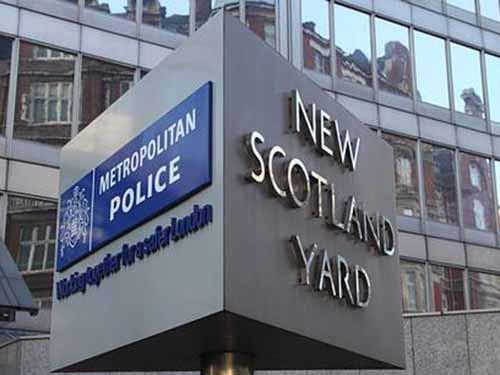 Trụ sở New Scotland Yard đang được rao bán  Ảnh: London Evening Standard