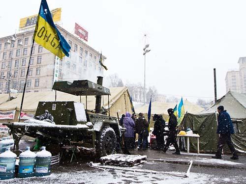 """Ukraine có nguy cơ bị """"đóng băng"""" vì thiếu khí đốt Ảnh: GLOBAL LOOK PRESS"""