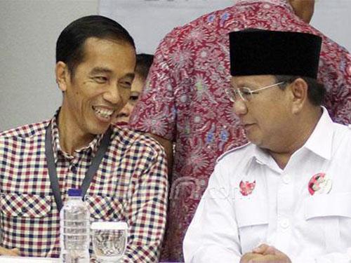 Hai ông Joko Widodo (trái) và Prabowo Subianto Ảnh: JPNN.COM