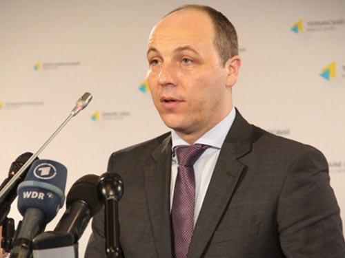Thư ký Hội đồng An ninh và Quốc phòng Ukraine Andrei Parubyi Ảnh: Kyiv Post