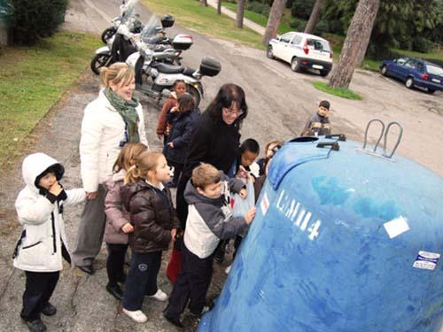 Các trường mẫu giáo ở Rome có nguy cơ đóng cửa vì chính quyền hết tiềnẢnh: marymountrome.org