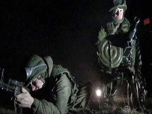 8.500 quân Nga đang tập trận gần biên giới UkraineẢnh: MSN