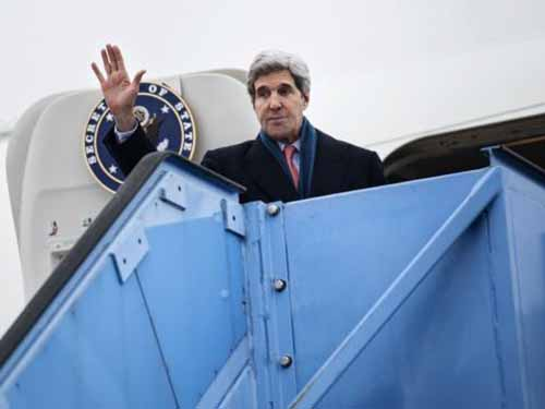 Ông John Kerry sắp có chuyến công du châu Á thứ năm kể từ khi làm Ngoại trưởng MỹẢnh: Reuters