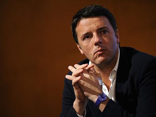 Ông Matteo Renzi Ảnh: Reuters
