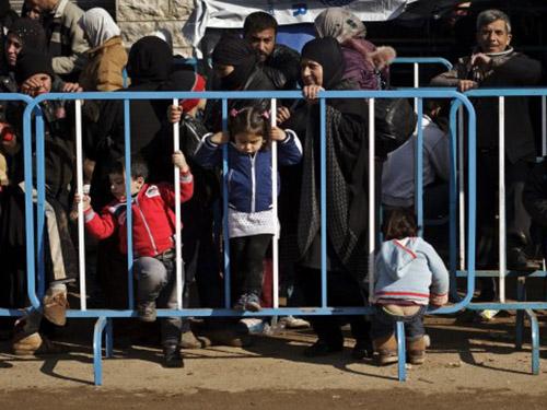 Người tị nạn Syria tại LebanonẢnh: AP