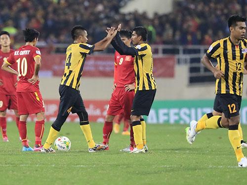"""Hệ thống phát hiện gian lận của Sportradar không thấy trận đấu Việt Nam gặp Malaysia """"có mùi""""Ảnh: Quang Liêm"""