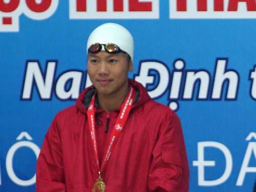 Ánh Viên giành 19 HCV, phá 15 kỷ lục quốc gia nhưng không có kỷ lục nào gây ấn tượng Ảnh: Ngọc Linh